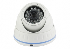 SYBER SCL-650 Vandalproof IR Dome Color Camera