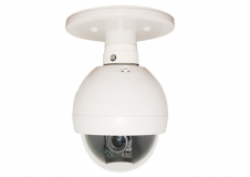 SYBER SCSD-12X1 Vandalproof PTZ Speed Dome Camera