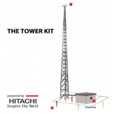 Penangkal Petir Tower Telekomunikasi - HITACHI The Tower Kit