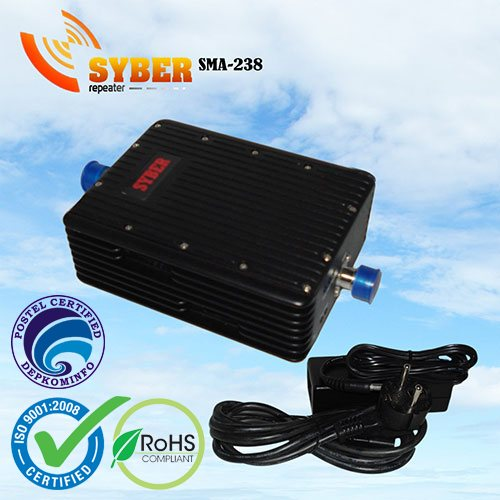 Penguat Sinyal SYBER SMA-1000 GSM 900 Cell Phone Repeater